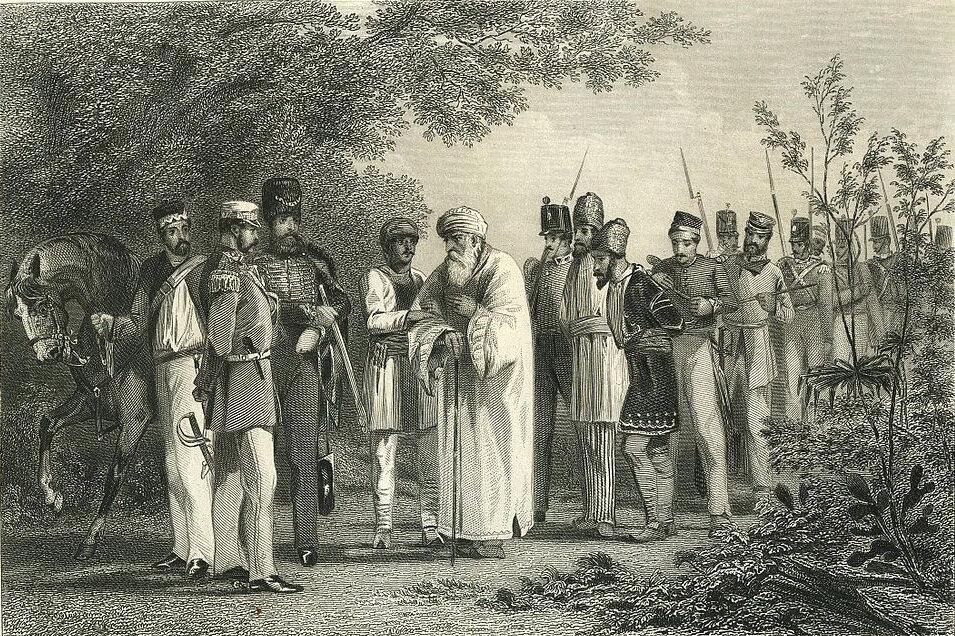 A la suite des Expéditions navales ottomanes dans locéan Indien, de.