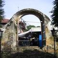 porte du couvent
