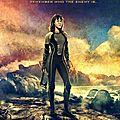 Johanna Catching Fire movie poster