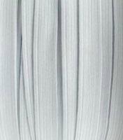 Elastique 6 mm blanc