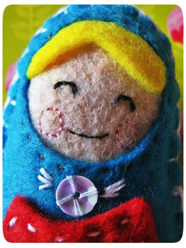 poupée russe b