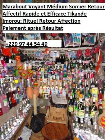 Marabout Voyant Médium Retour Affectif Immediat: Rituel retour d'affection rapide Num.Whatsapp: +229 97 44 54 49
