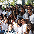 Journées du handicap : des élèves très volontaires