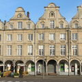Arras, la Grand Place (62)