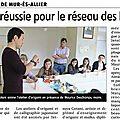 s-article de journal La Montagne 03052013