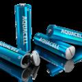 Aquacell : la pile écologique qui se recharge à l'eau en 5 minutes.
