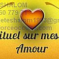 Rituel et sort d'affection/amour