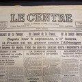 3 septembre 1939