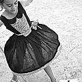 En noir & blanc...