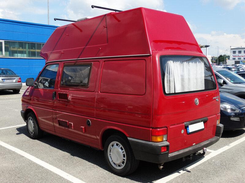 VOLKSWAGEN Transporter T4 Pemamobil Sinsheim (2)