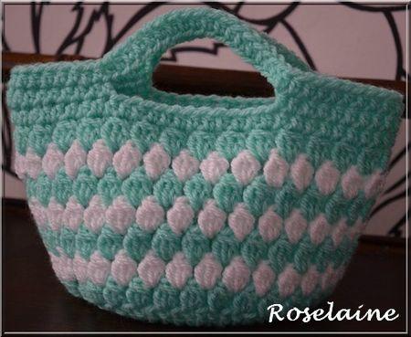 Roselaine249 sac crochet
