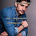 Daniel-Elbittar - acteur - model , usurpe