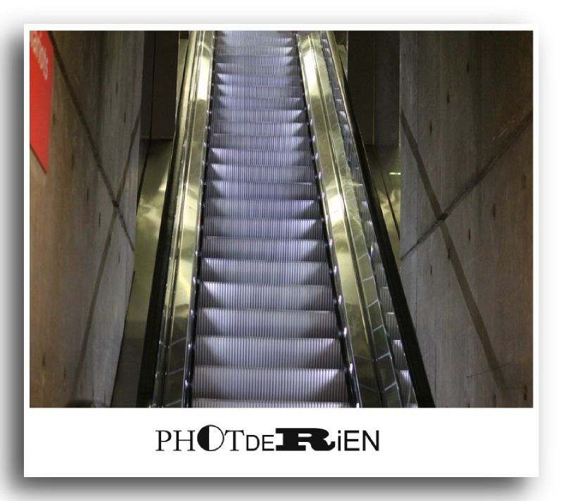 Escalator-Orly