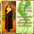Oração pedindo por cura - pela intercessão de santa hildegarda de bingen