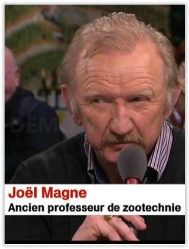 """46'.10.. Un énorme Merci à Joël Magne """"Elles"""", c'est """"Nous"""" Dfam 03.On parle de nous au cœur du salon de l'agriculture ! Yes !!"""