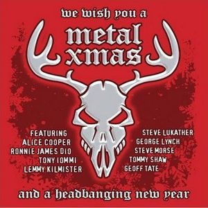 We Wish You A Metal Xmas And A Headbanging New Year - UK