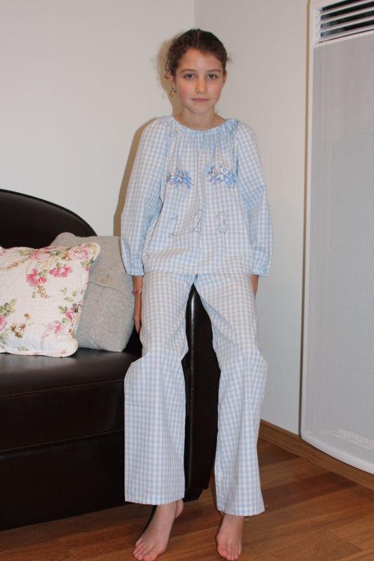 le pyjama marjolaine