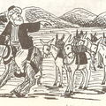 003 - L'âne sur lequel il était monté