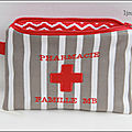 trousse pharmacie famille MB