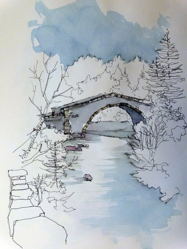 pont de Blieux