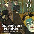 Splendeurs et misères. images de la prostitution au musée d'orsay