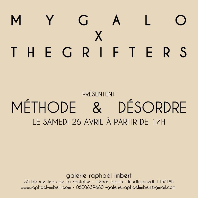 Mygalo X The Grifters