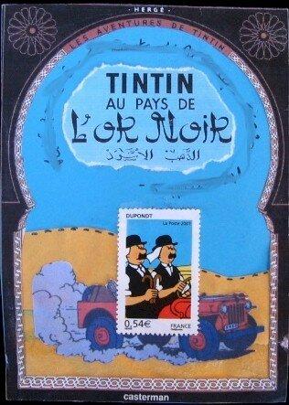 Pyval Tintin et Milou