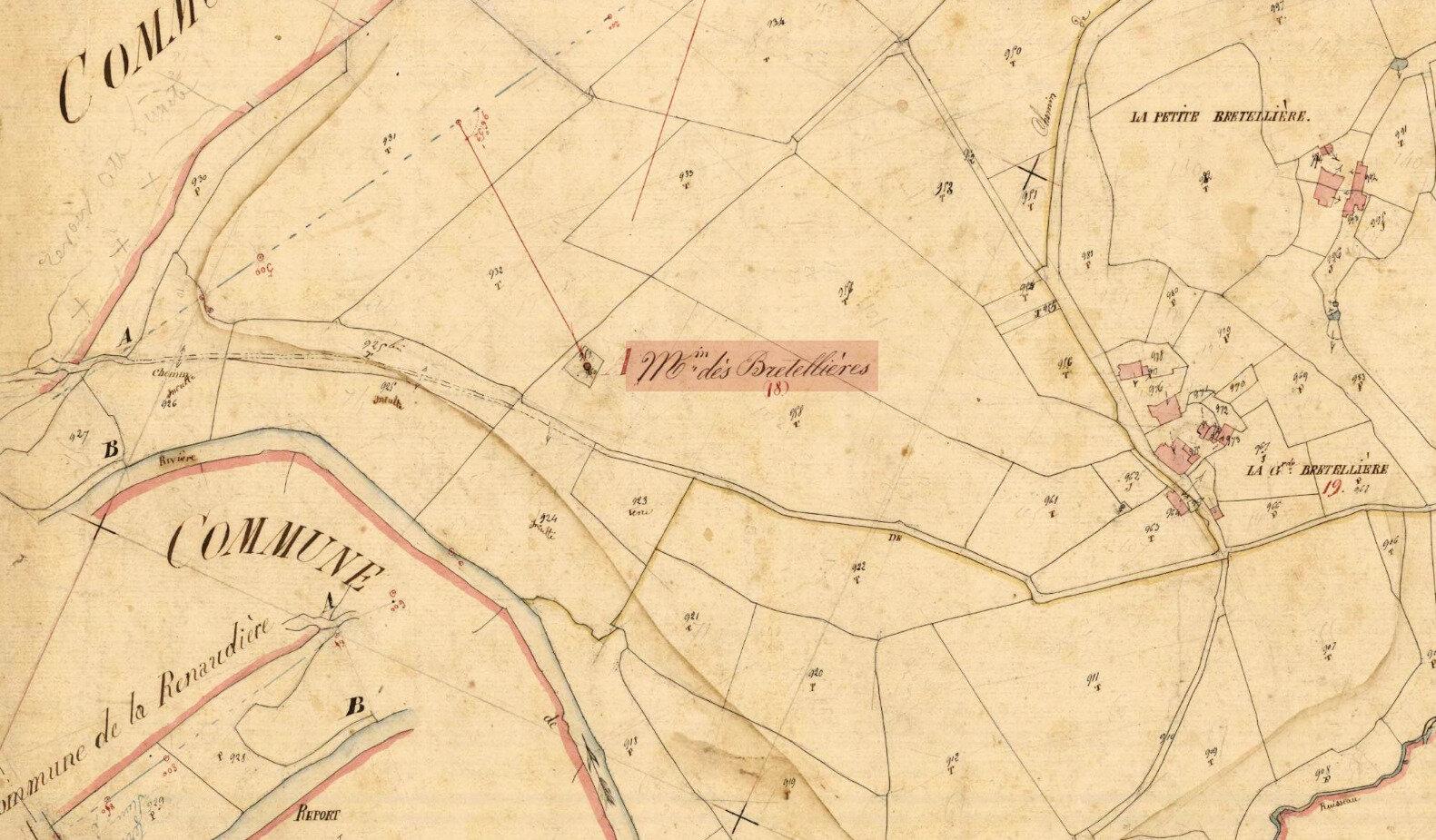 René Manceau, meunier, mort pendant la Virée de Galerne