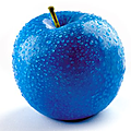 La question couleur - le bleu -