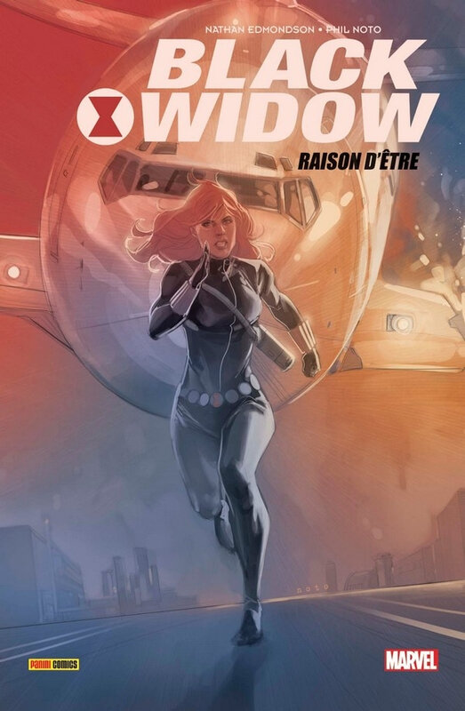 100% marvel black widow raison d'être
