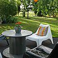 Quelques photos du jardin ...
