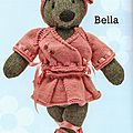 Tiny dancer bella bear - val pierce