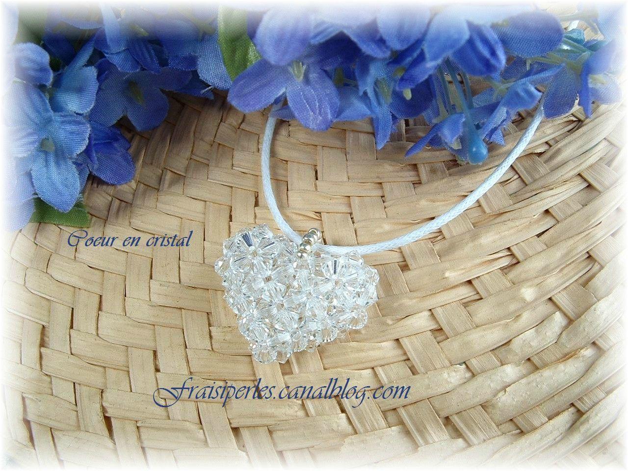Coeur en cristal 1