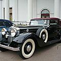 HORCH 780 Sport cabriolet 1932 Baden Baden (1)