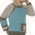 Vêtements et accessoires enfant #7 : pull d'enfant