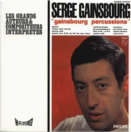 Gainsbourg Percussions (1964)