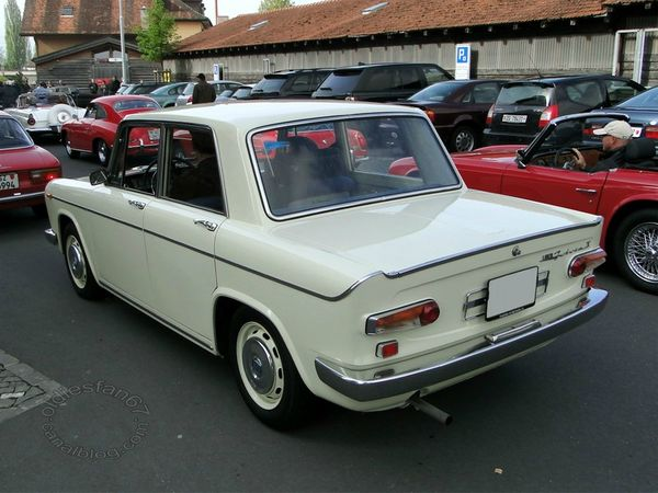 lancia fulvia 2c berlina 1964 1967 4