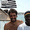 retrouvailles en Camargue: Yann