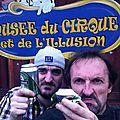 Jénorme et DamienMcFly à Dampierre-en-Burly (45)