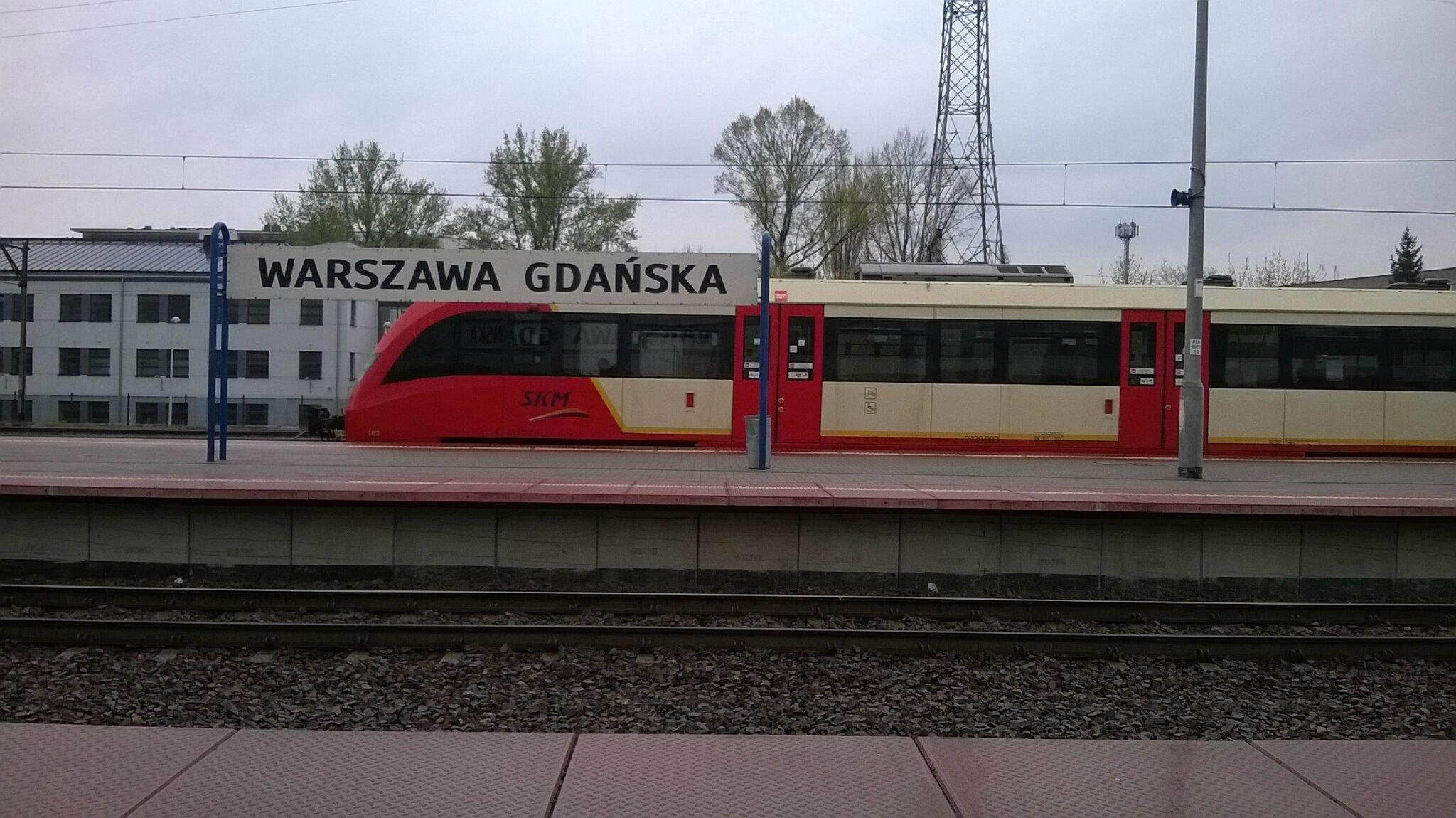 Varsovie Gdanska (Pologne)