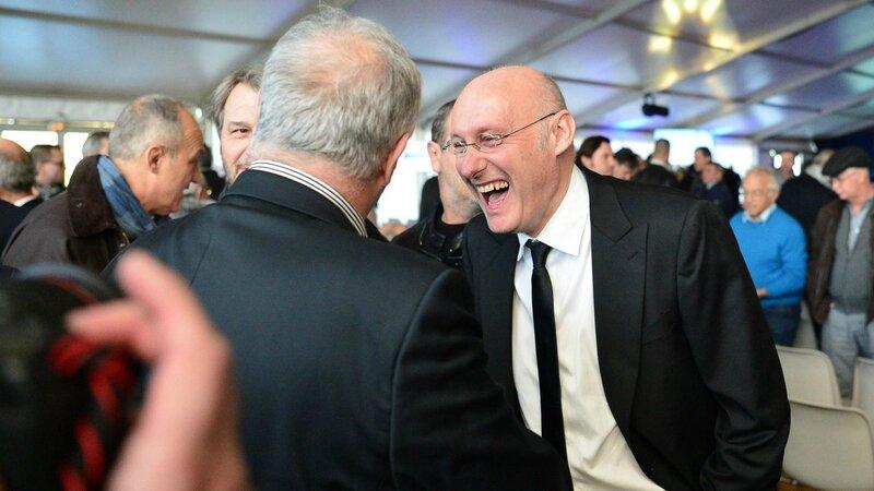 Bernard Laporte élu président de la FFR...