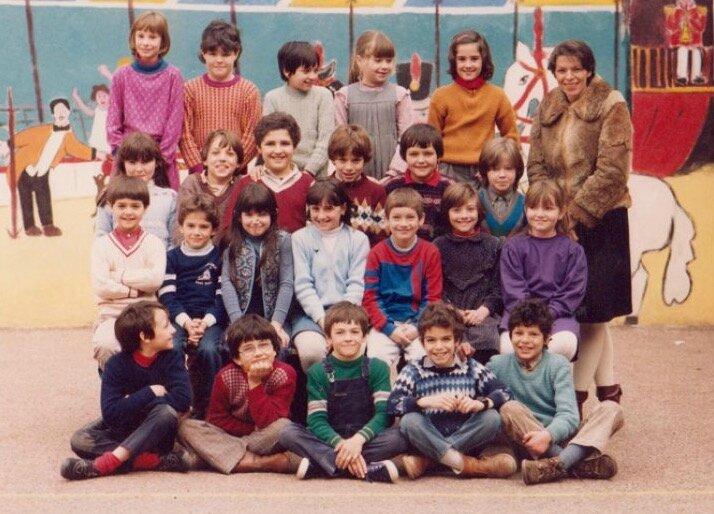 école St-Louis 1984 (2)