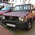 Fiat panda 750 cl (1986-1991)