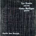 Lee Konitz - 1953 - Lee Konitz and The Gerry Mulligan Quartet (Pacific Jazz)