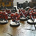 Warmachine: iron fang pikemen et l'ua