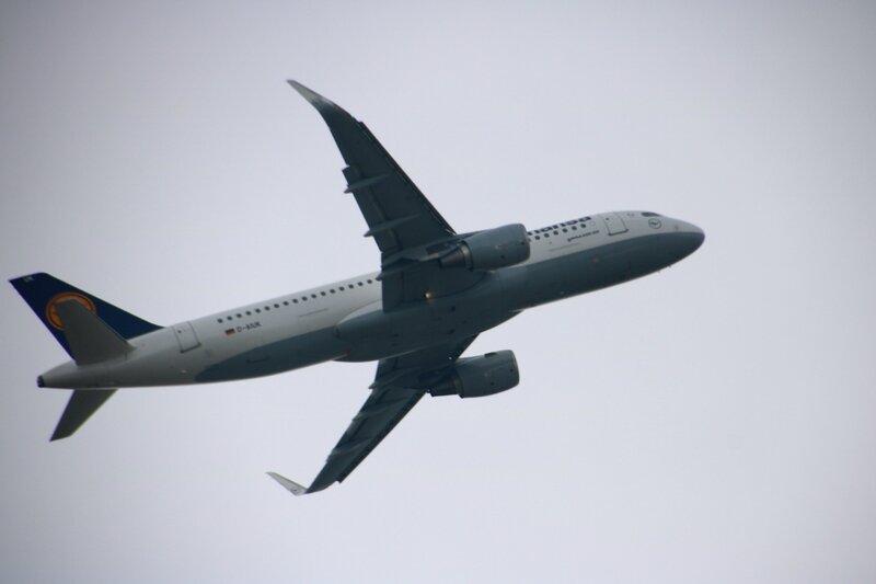 Airbus A320 de Lufthansa