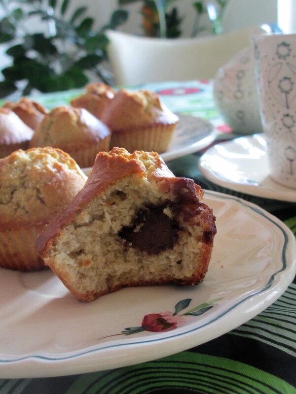 muffins noix de coco