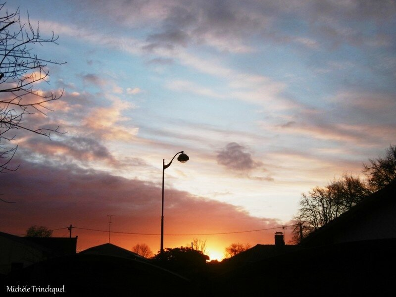 Lever de soleil 100218