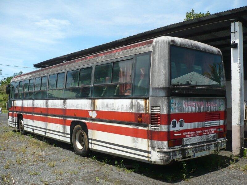 HEULIEZ BUS GX 57 Inter'Bus châssis et moteur Volvo Saint André (2)