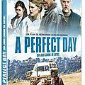 A perfect day : une comédie salvatrice et jubilatoire sur l'absurdité de la guerre!!